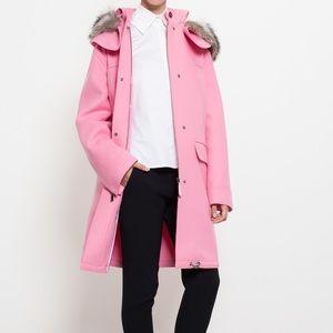 Fendi Pink Wool coat